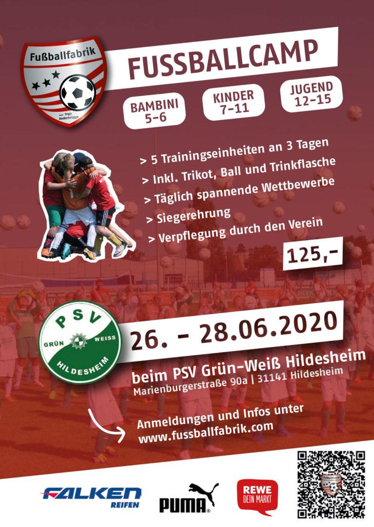 Ingo Anderbrügge Fußballfabrik